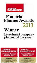 Financial Planner Awards 2013 - Winner