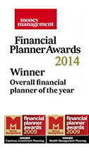Financial Planner Awards 2014 - Winner